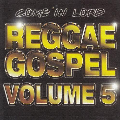 REGGAE GOSPEL VOLUME 5