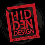 Hidden design logo