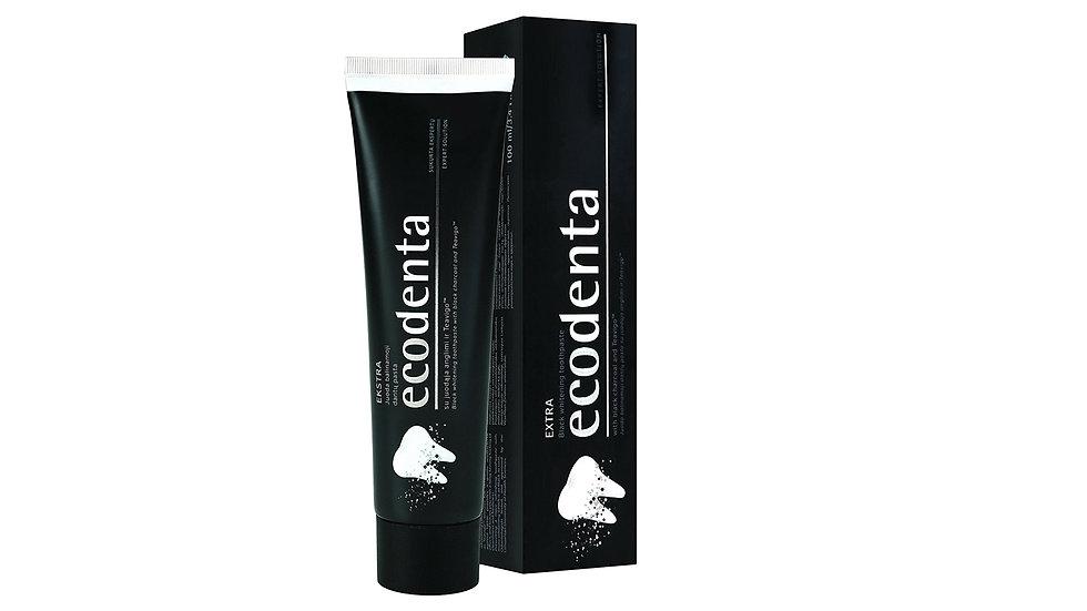 Ecodenta 黑炭美白牙膏