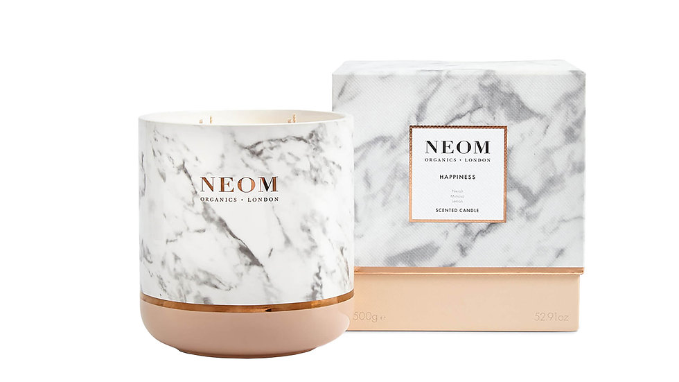 Neom 大理石香氛蠟燭