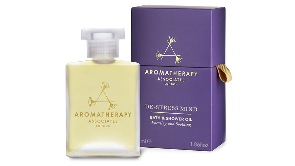 Aromatherapy Associates 減壓靜心沐浴油