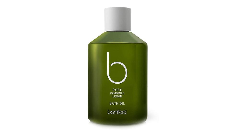 Bamford 玫瑰浴油