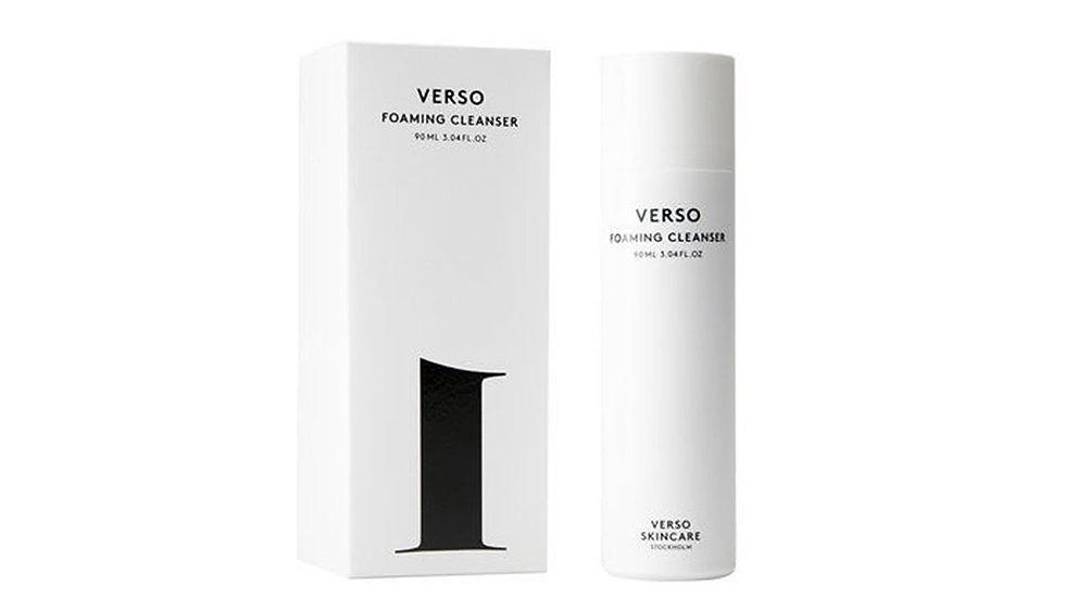 Verso 1號潔面乳