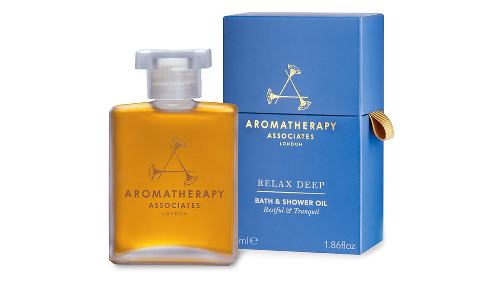 Aromatherapy Associates 深度舒眠沐浴油