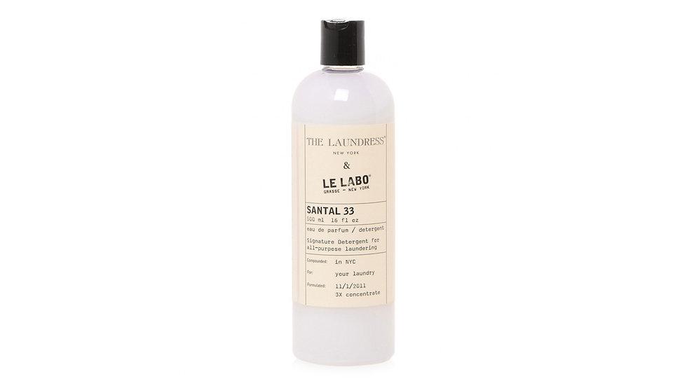 The Laundress Le Labo 檀香香水洗衣液