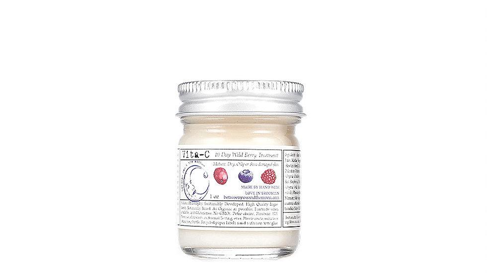 Brooklyn Herborium 野莓美白 Vita-C 精華面膜