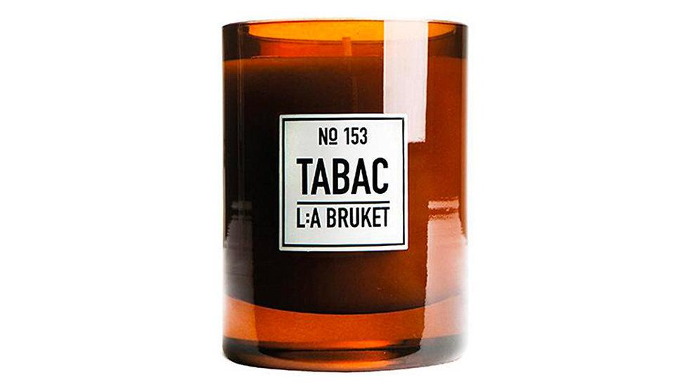 L:A Bruket 153 菸葉精油蠟燭