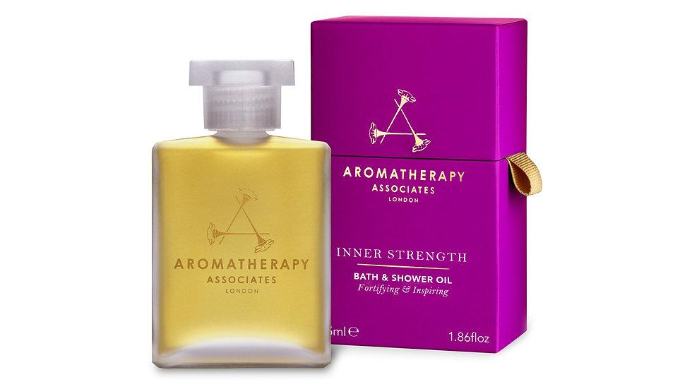 Aromatherapy Associates 心能量沐浴油