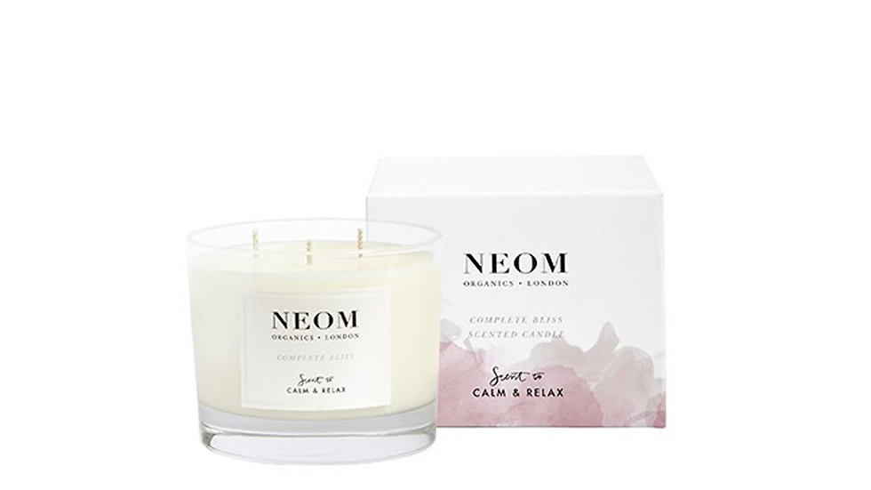 Neom 完美幸福香氛蠟燭