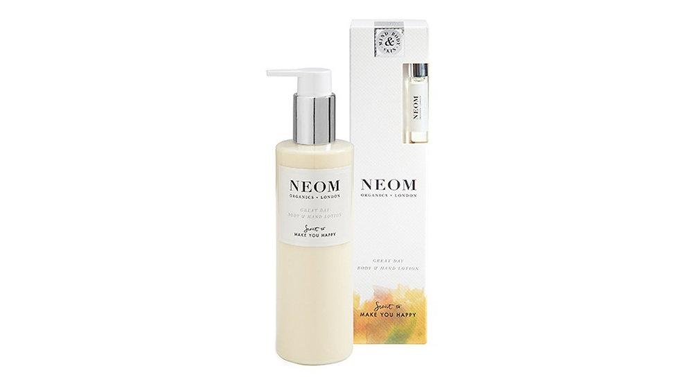 Neom 日安美好潤膚乳