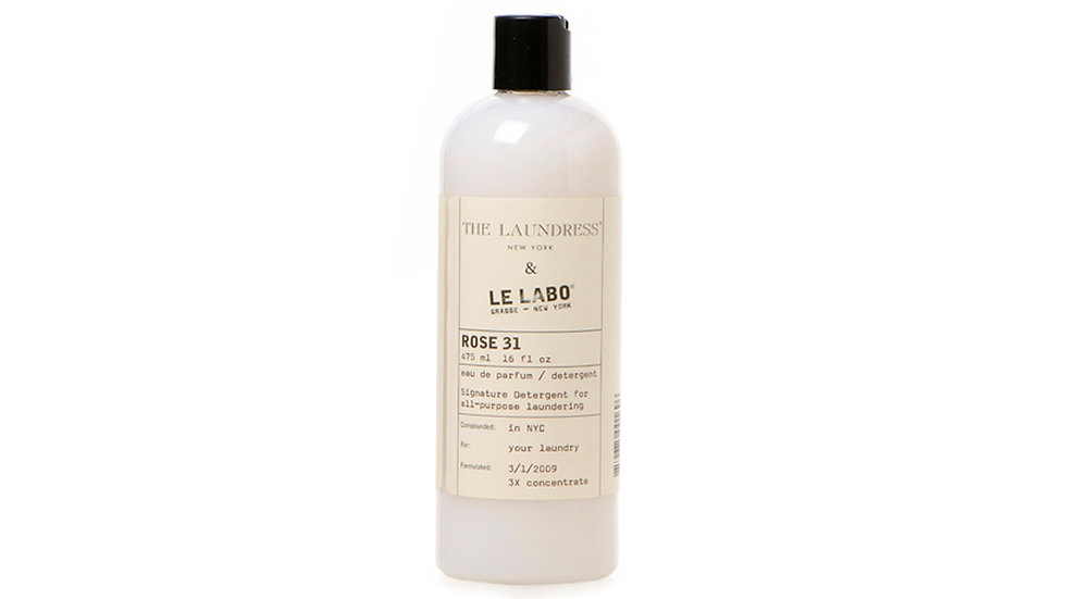 The Laundress Le Labo 玫瑰香水洗衣精