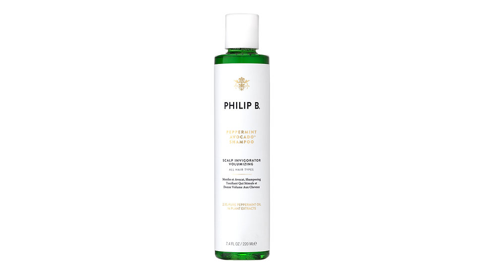 Philip B 薄荷牛油果洗髮露