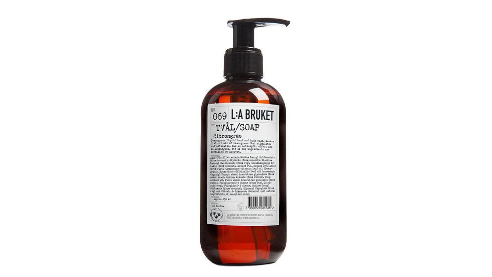 L:A Bruket 069 香茅液體肥皂