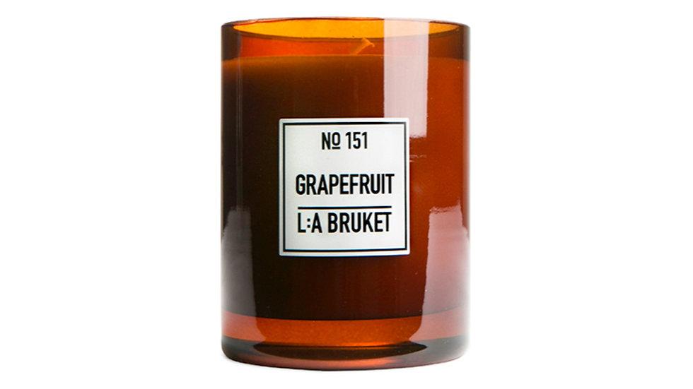 L:A Bruket 151 葡萄柚香薰蠟燭