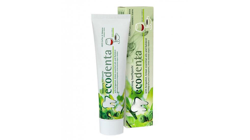 Ecodenta 有機美白牙膏