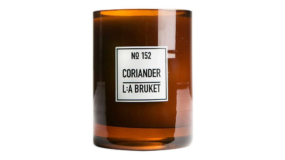 L:A Bruket 152 芫茜精油蠟燭