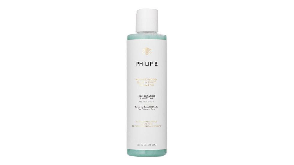 Philip B 北歐杉木洗髮沐浴露