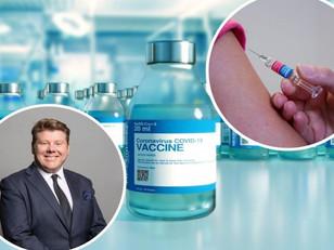 Coronavirus has shaken world - but we have made huge strides