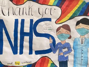 Winner of Watford MP Dean Russell's poster competition