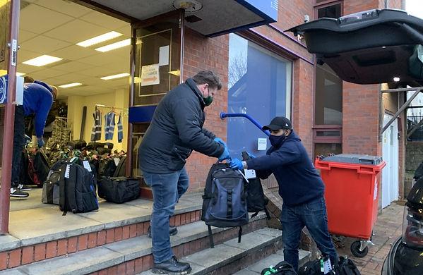 Dean Russell MP packing bags.jpg