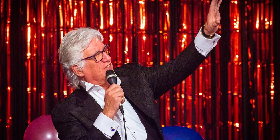 Chat, song and requests with Peter Karrie