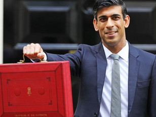 Dean Russell MP welcomes the Chancellor's 2021 budget