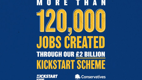 Dean Russell MP to work with the Watford Chamber on the Kickstart scheme locally