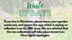 Waste Update for Rhiwbina