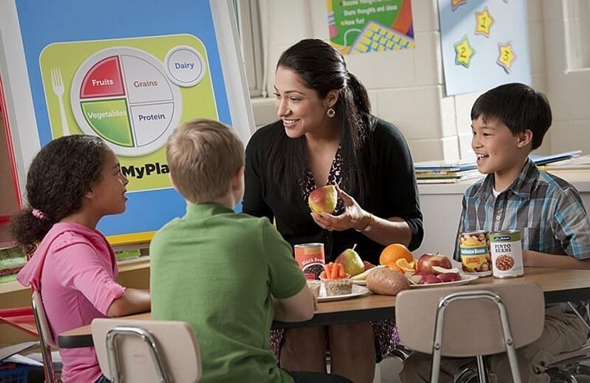 Children in school - Dean Russell MP Watford