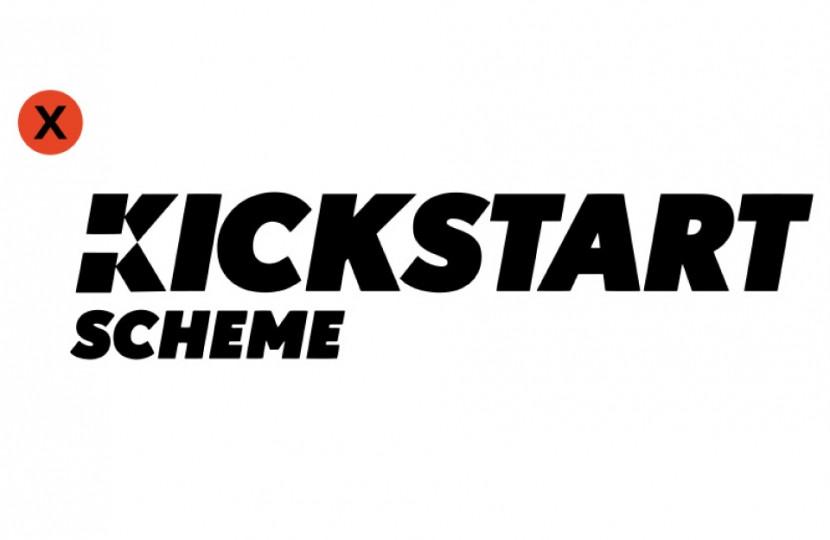 Kickstart Scheme Logo - Dean Russell MP Watford