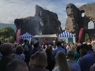 Abergavenny Food Festival, 18th and 19th September