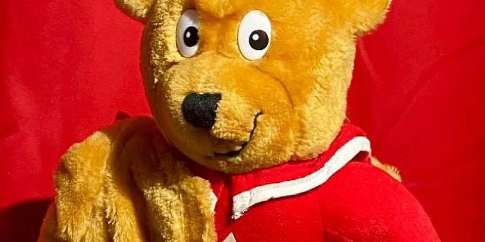 Q and A with Super Ted creator Mike Young