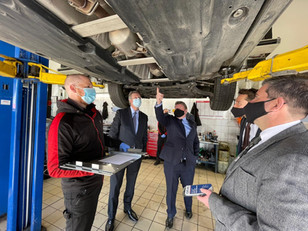 Watford's MP to support new Catalytic Converter theft-prevention initiative
