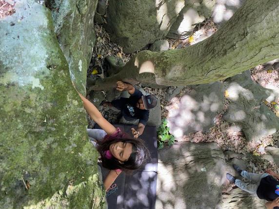 tori kanaka climber