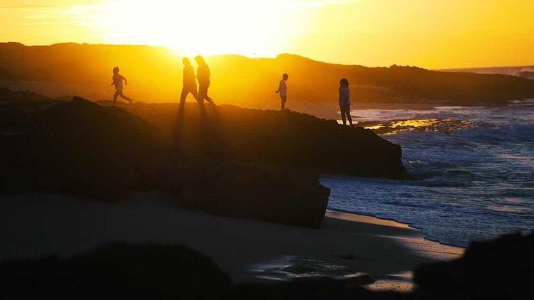 kanaka climbers ohana sunset