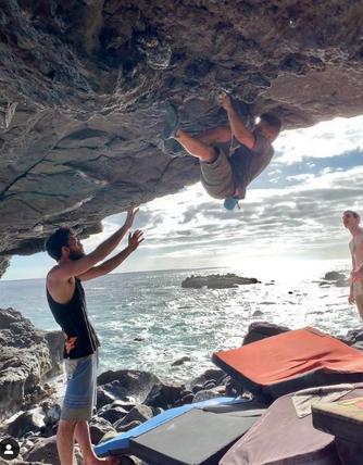 jeremy kanaka climbers arch