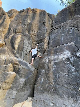 keiki kanaka climber