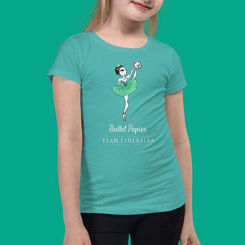 Team Esmeralda Essentials Girls T-shirt