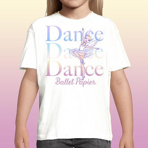Dance Angel Girl Tee | 2 to 5 years old