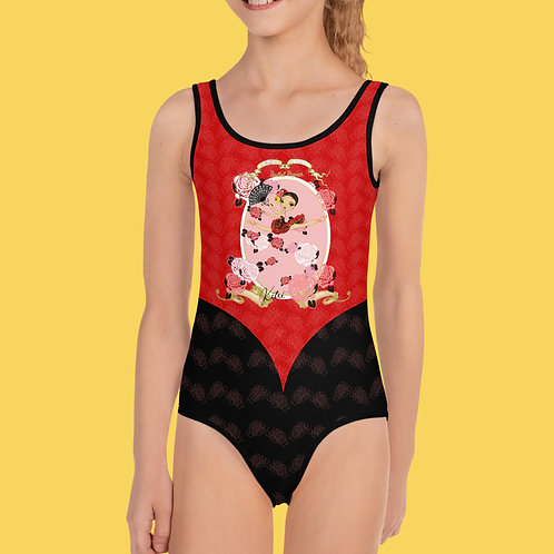 VIP PRICE | Team Kitri Leotard Girls  | 2-7 years size