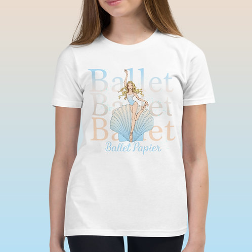 Ballet Pearl Youth T-Shirt