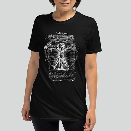 Da Vinci Dance Unisex T-shirt