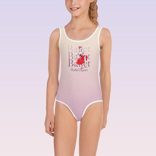 Ballet Carmen Girls Leotard
