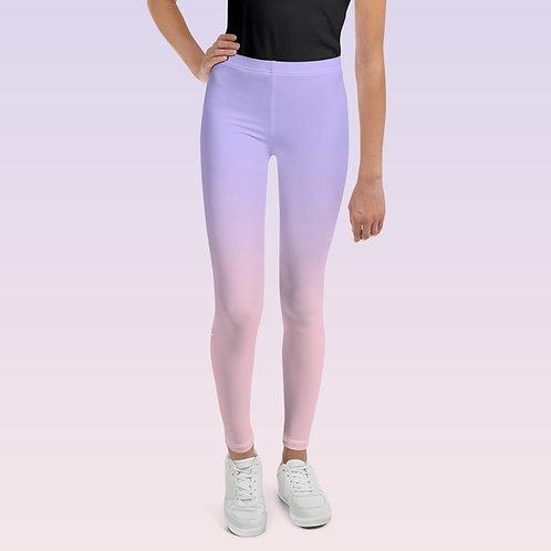 Lilac / Pink  Ballet Leggins