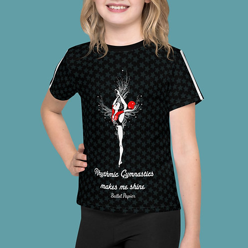 RG Makes Me Shine Girls t-shirt