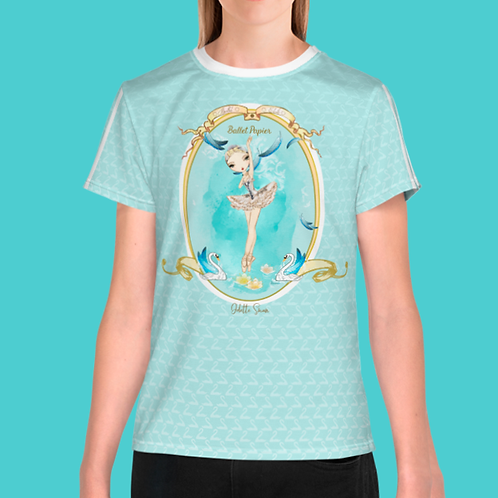 Team Odette T-shirt  | 8 to 20 years old sizes