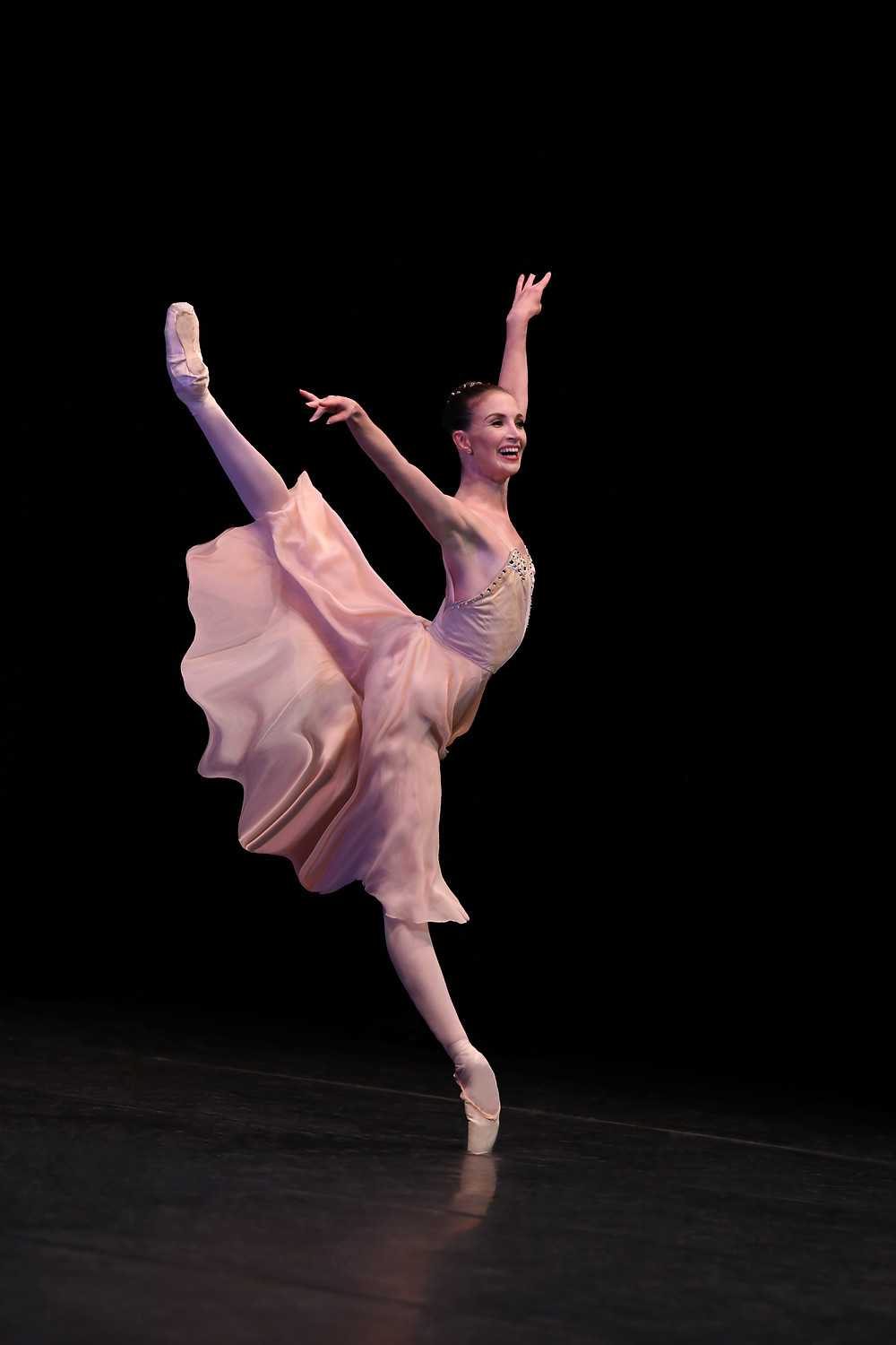 Lauren Cuthbertson at IBStage Gala 2016 photo by Svetlana Avvakum
