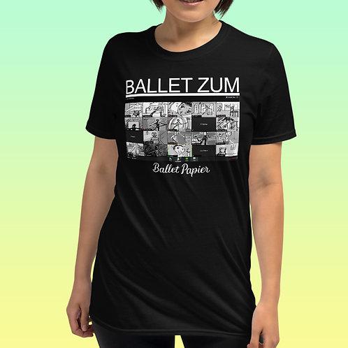 Ballet ZUM Women T-shirt