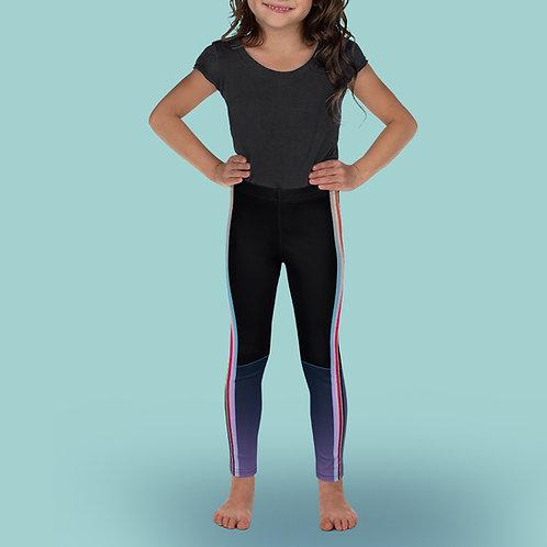 Iridescent / Lilac - Girl Ballet Leggings