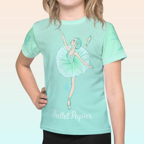 Lovely Ballerina Girl t-shirt